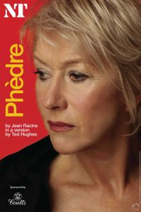 Phaedre advertisement from NTLive