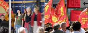 May Day: Nostalgia with the Communist Party in Grönsakstorget