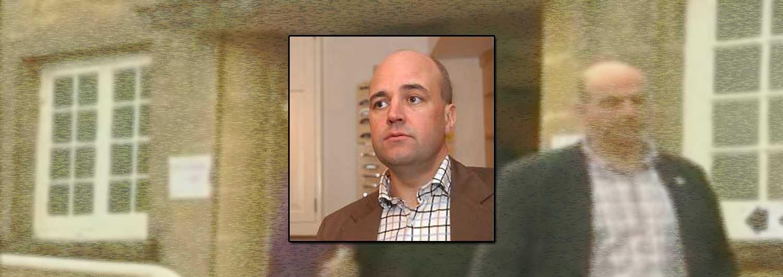 Fredrick Reinfeldt Header