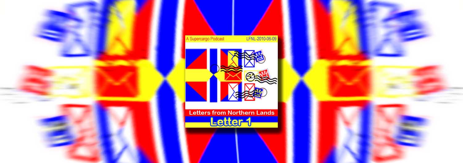 Letters from northern lands header