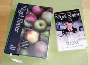 The Kitchen Diaries and Toast