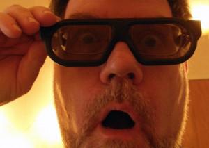 Six Eyes sees 3D