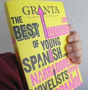 When is a novelist: Granta 113 front
