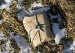 Stone parcel