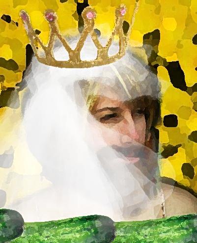 The Veiled Princess