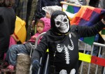 Hammarkullen Carnival: Death and the baby