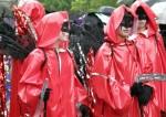 Hammarkullen Carnival: Not-so-grim reapers