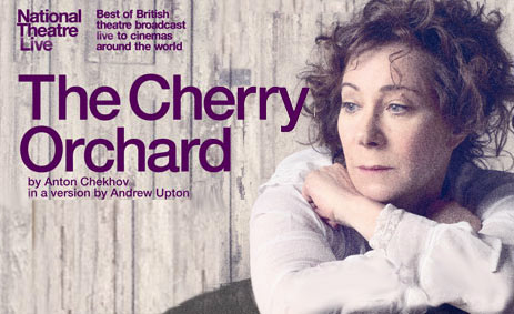 The Cherry Orchard NTLive's poster