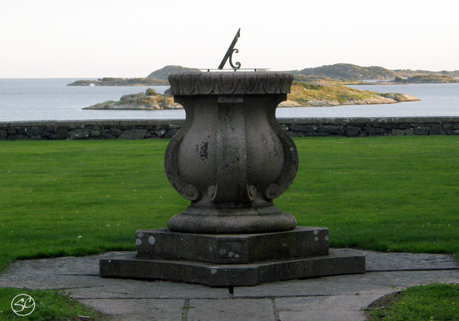 The Sundial at Tjoloholm