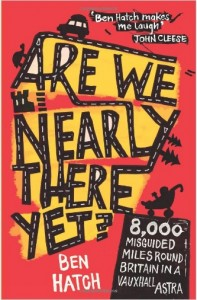 Are We Nearly There Yet: Book cover