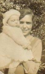Mother's memories: Debbie and Elsa