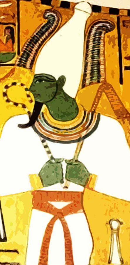 Arcane lore - Osiris