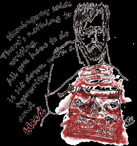 NaNoWriMo: Bleed