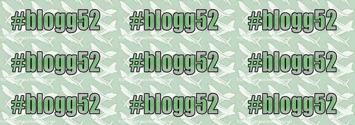 One third - Blogg52 header