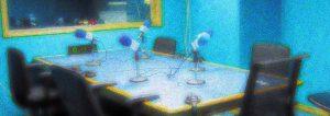 My radio days header