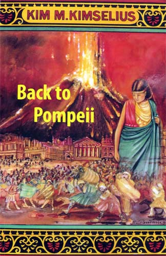 Back to Pompeii - cover