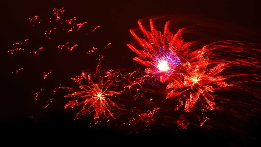 New Year Fireworks 1