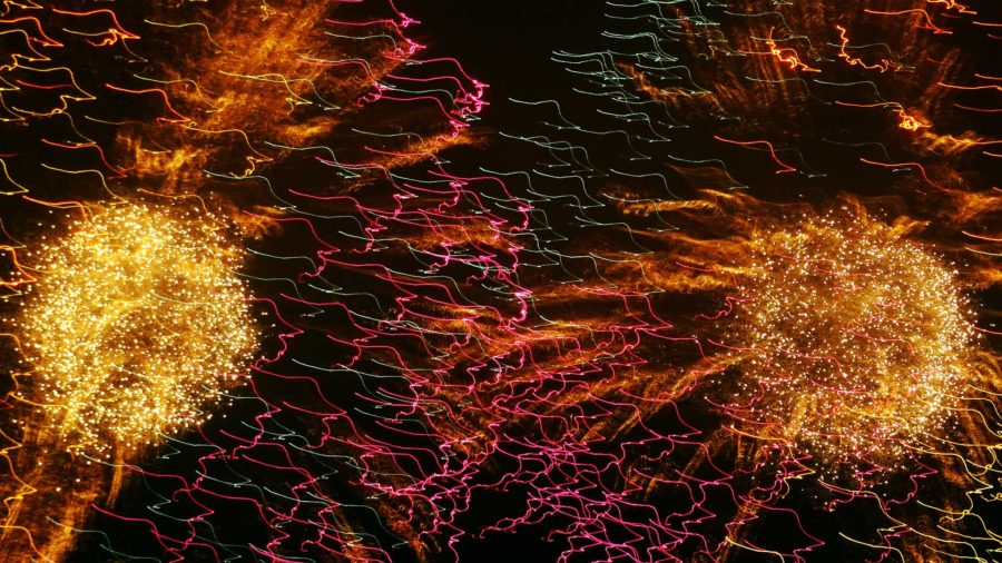 New Year Fireworks 7