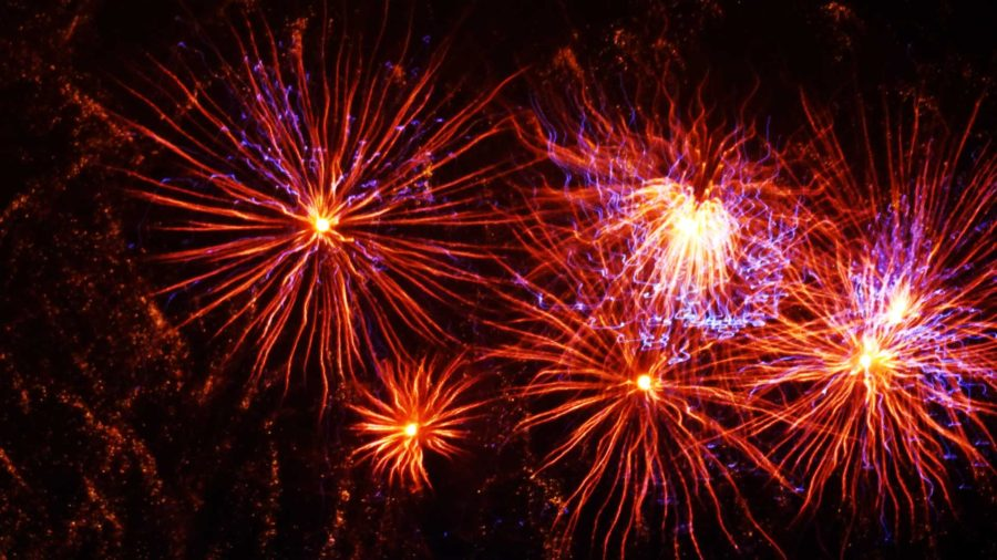 Changes: New Year Fireworks 8
