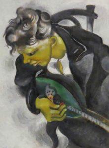 Chagall: David