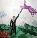 Chagall: The Promenade