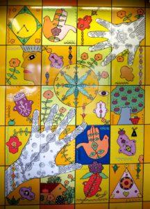 Lemonnier mural