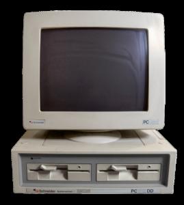 Computers: Amstrad PC1512-DD
