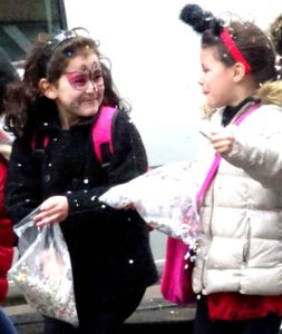 Mardi Gras: Laeken Children's Carnival 2017