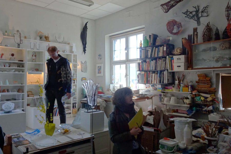 Anna Egger's studio 3