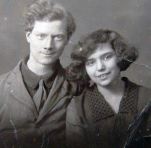 Bibliomaniac Charlie and Debbie Nov. 1920