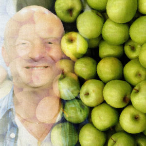 My three scents: Jonas Gardell and some green apples