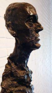 Louisiana- Alberto Giacometti - Bust of Elie Lotar