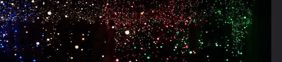 Louisiana Illuminations - Yayoi Kusama - Gleaming Lights of the Souls 2 Panorama