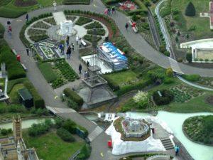 Mini-Europe from Atomium