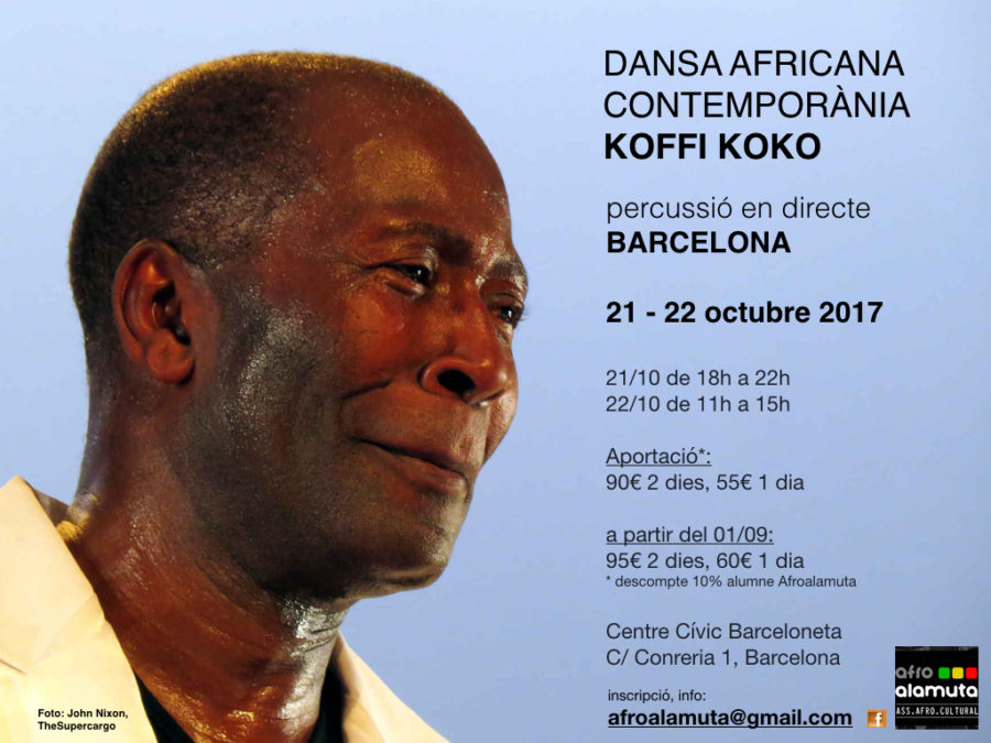 AfroAlamuta and Koffi Kôkô
