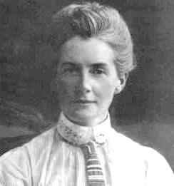 Edith Cavell Portrait