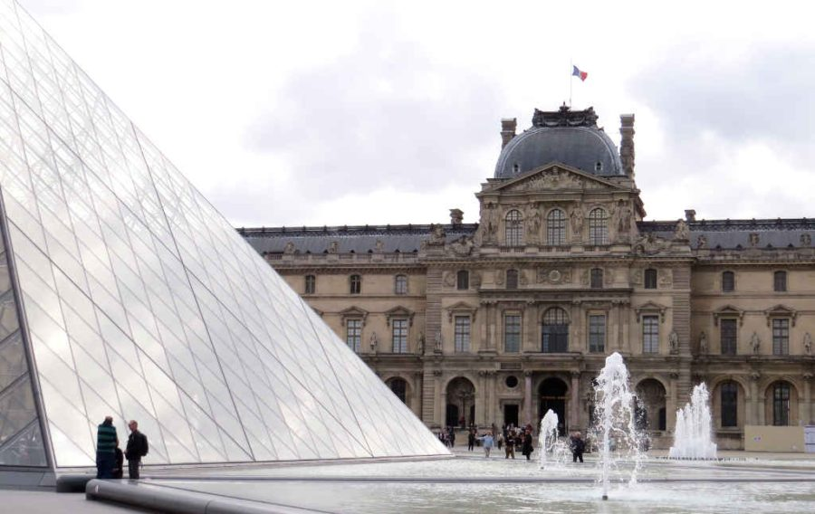 Paris: The Louvre