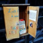 Brief return: Private book box in Ixelles 2