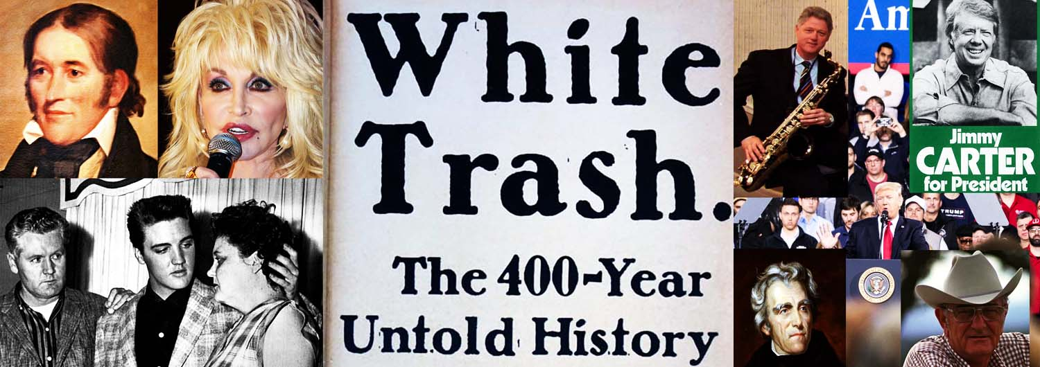White Trash header