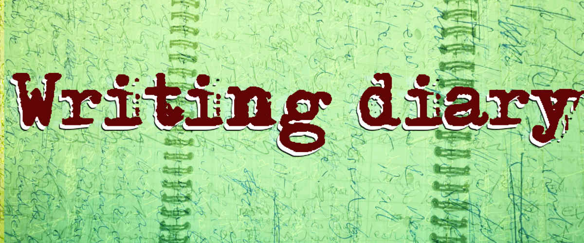 SWF18 - writing diary header 2