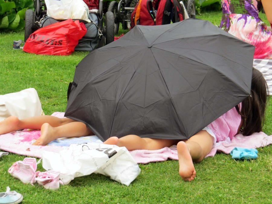 Midsummer umbrella