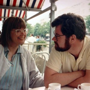 Decades: Agneta and John in the 80s