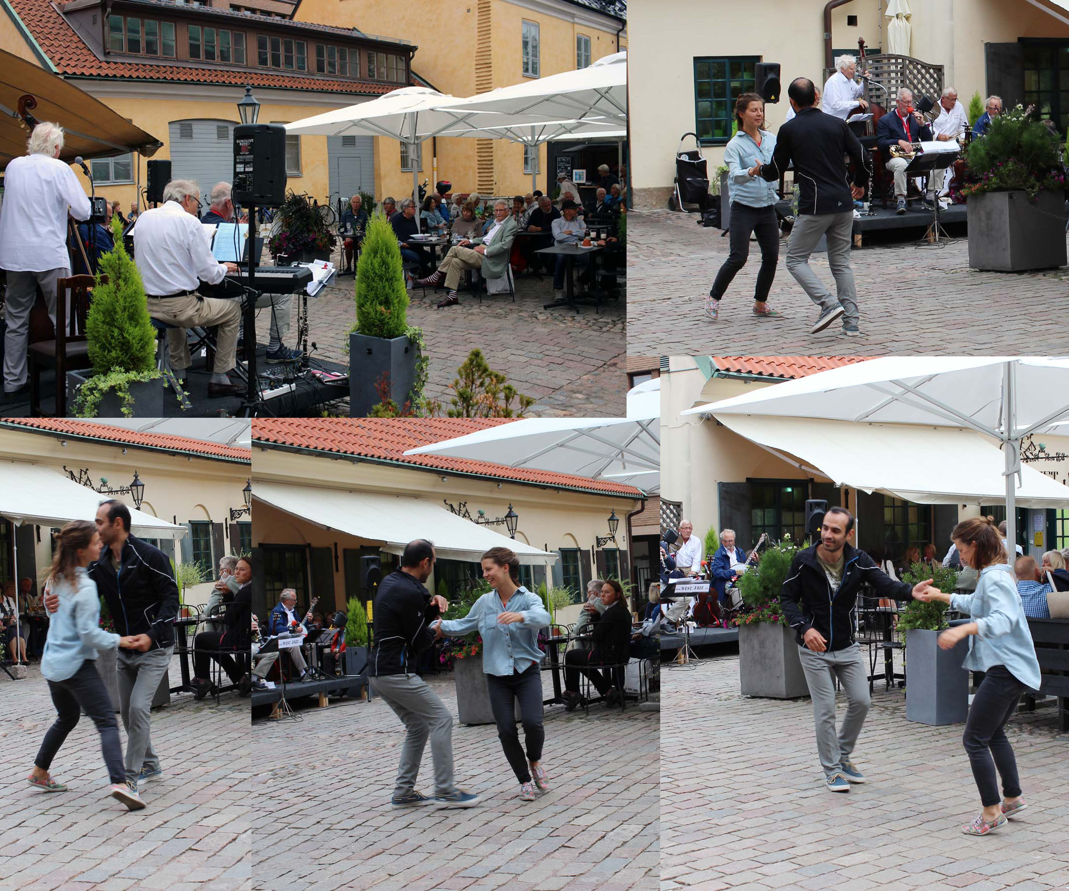 Culture Festival: Jazz and dancing in Kronhustorget