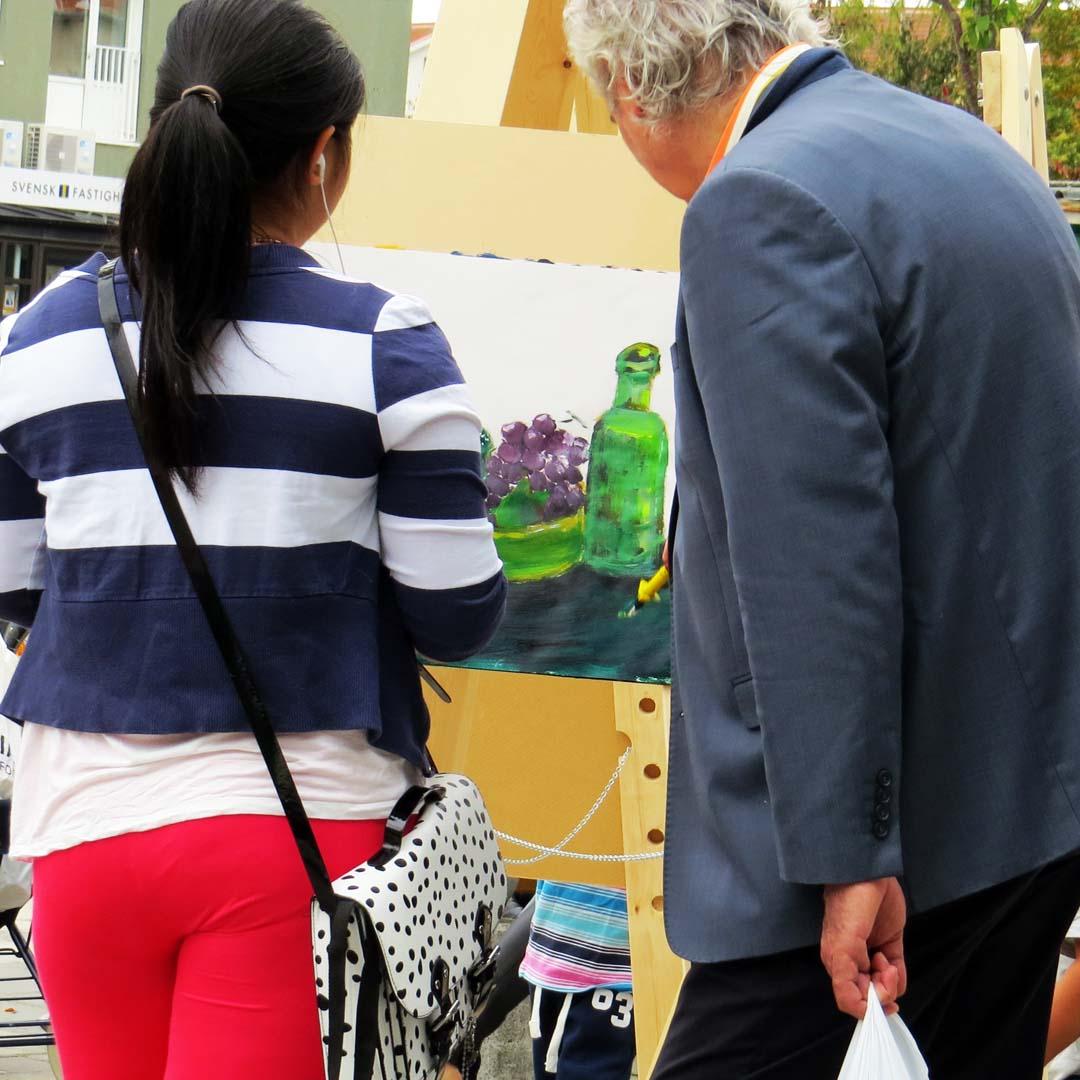 Plein-air - street art 5