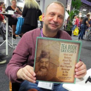 2018 Gothenburg Book Fair: Martin Lindeskog