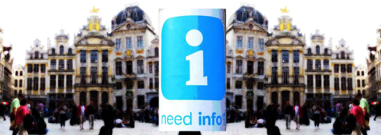 Tourist Information header