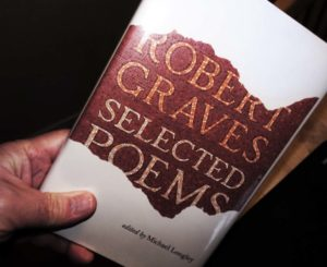 Selected Poems : Robert Graves Selected Poems cover