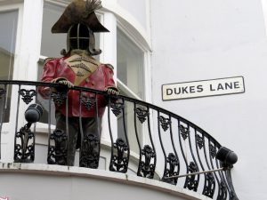 Antiques - The Duke of Duke's Lane