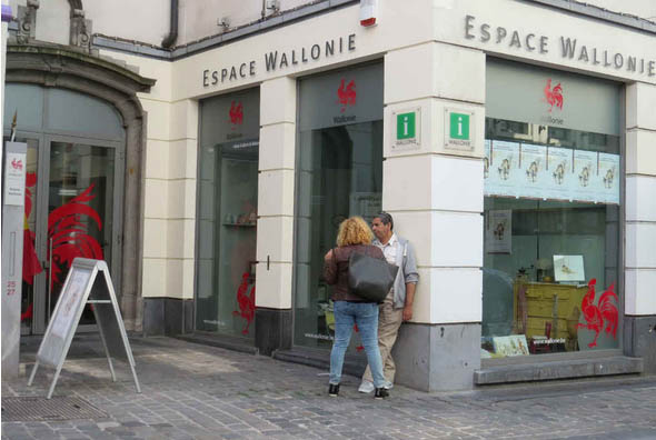 Tourist Information - The Walonia Espace
