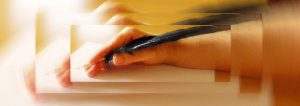 Creative writing : At the Quill header
